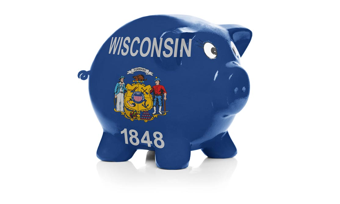Can Wisconsin Eliminate its Income Tax?
